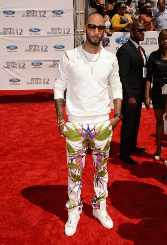 swissbeatzBET 2012 BET Awards:  Red Carpet Arrivals