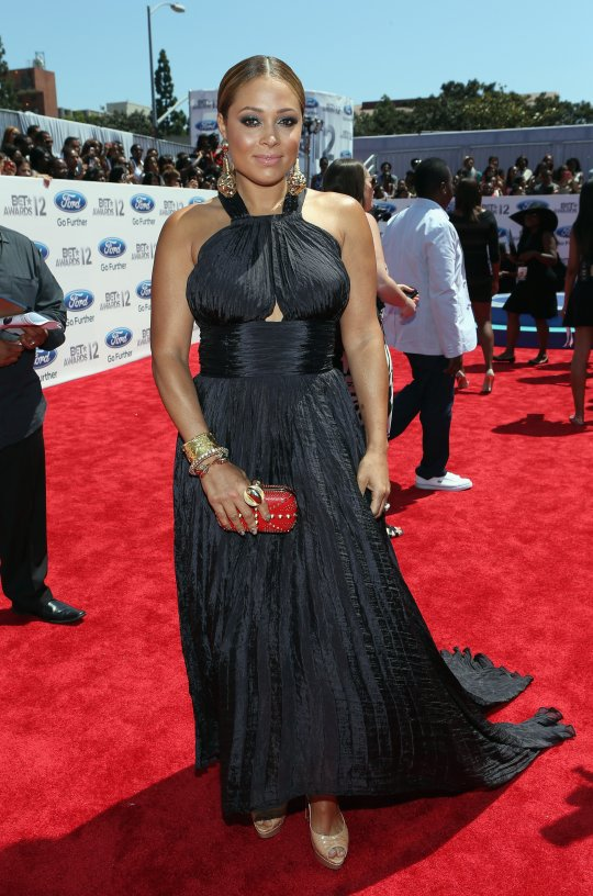 tamiaBET2012 2012 BET Awards:  Red Carpet Arrivals