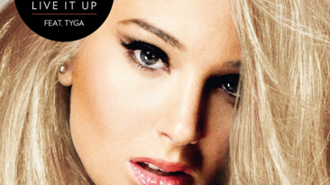 New Video: Tulisa - 'Live It Up'