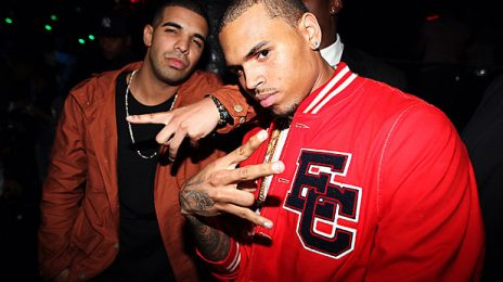 Explosive:  Chris Brown & Drake Hit With Lawsuit For Fight, Alleges Rihanna As Cause