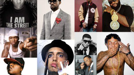 Must See:  Billboard Crowns Best Selling Rapper of 'Digital Age'
