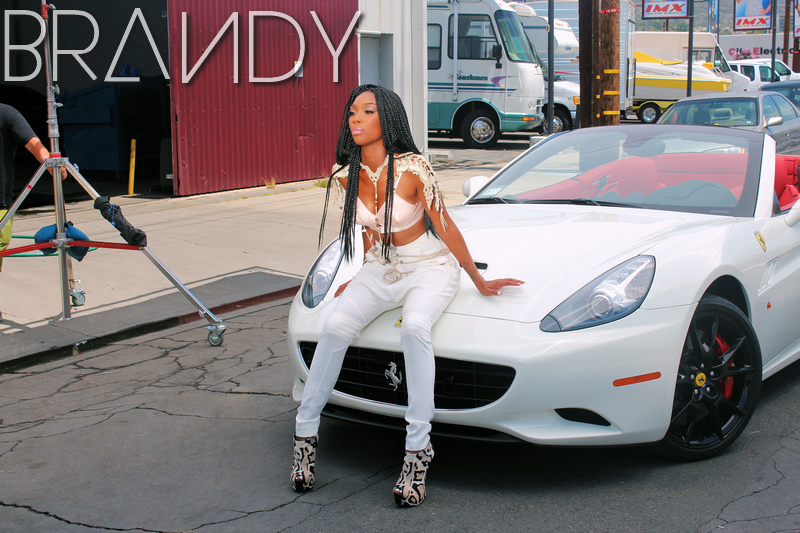 2 First Look : Brandy   Put It Down