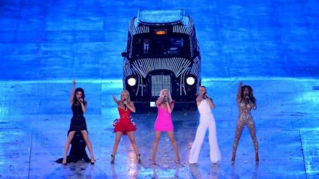 Watch:  Spice Girls Rock 2012 Olympic Closing Ceremony (HQ Update)