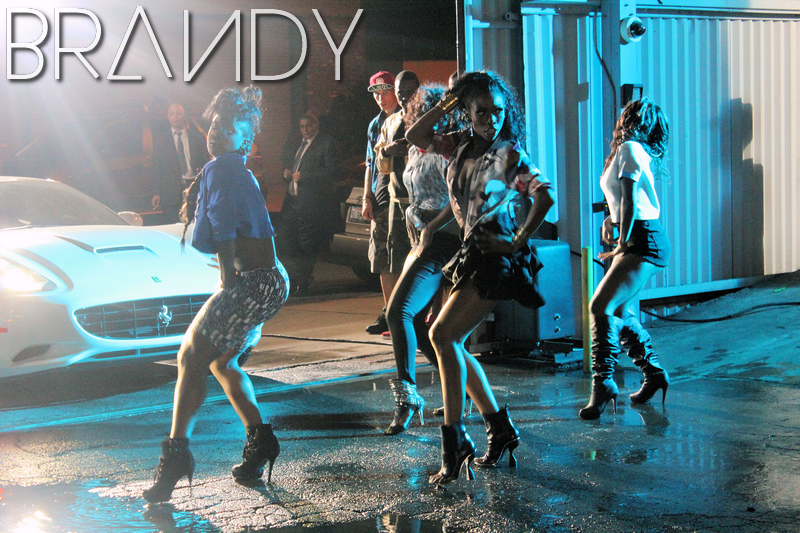9 First Look : Brandy   Put It Down