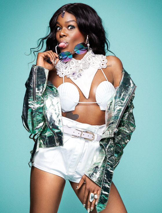 AZEALIA TGJ1 Quote Of The Day: Azealia Banks On Lil Kim   Everybody Forgot About You