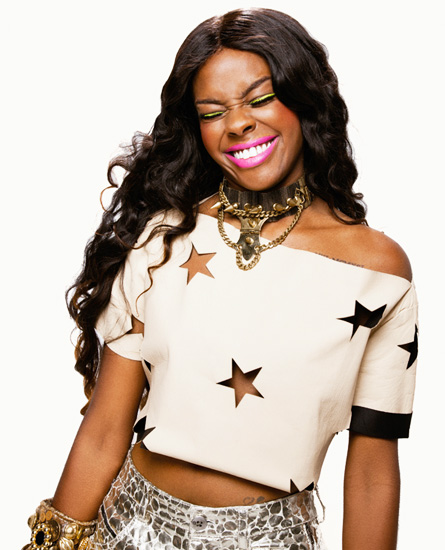 Azealia Banks TGJ2 Azealia Banks Apologizes To Kreayshawn Over 212 Misunderstanding