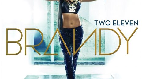 Brandy Unveils 'Two Eleven' Album Cover