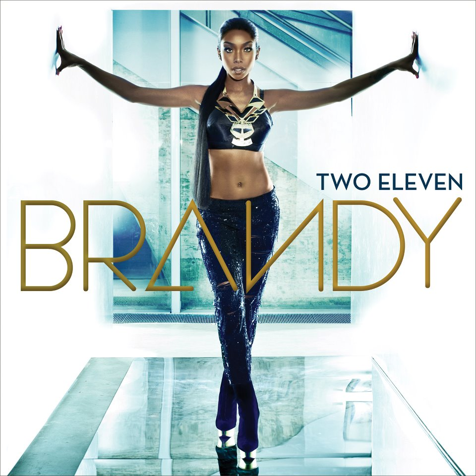 Brandy Unveils Two Eleven Album Cover