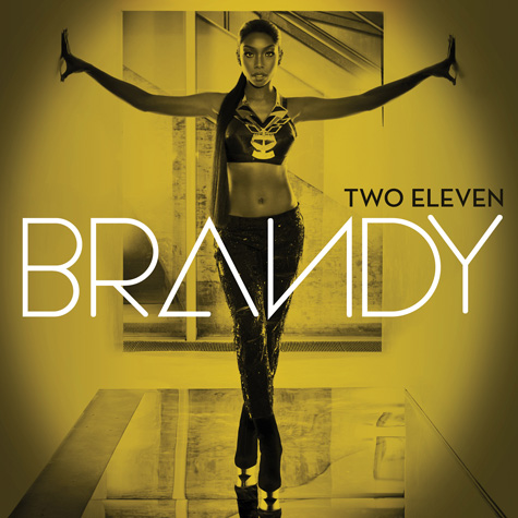 BRANDY TWO ELEVEN DELUXE COVER Brandy Unveils Two Eleven Album Cover