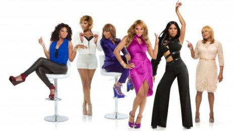 Hot Shot: More 'Braxton Family Values' Promo Pics