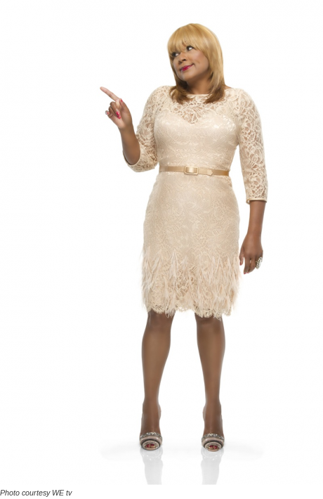 Evelyn   final Hot Shot: More Braxton Family Values Promo Pics