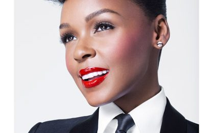 Winning: Janelle Monae Becomes A 'CoverGirl'