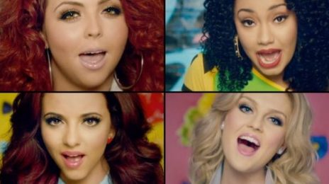 Behind The Scenes: Little Mix - 'Wings' Video