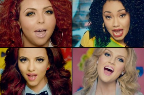 Behind The Scenes: Little Mix   Wings Video