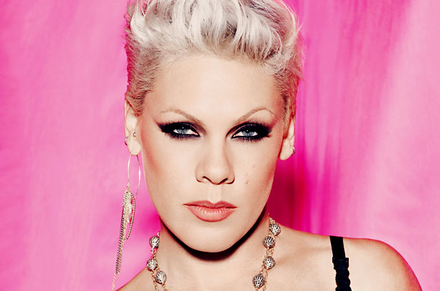 Pink TGJ1 Here Comes The Weekend: Pink Confirms Eminem Collaboration