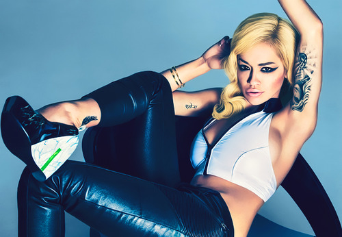 RITA ORA GQ Must See: Rita Ora Takes Winning Streak To GQ