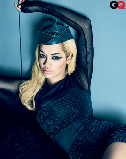 RITA ORA GQ1 Must See: Rita Ora Takes Winning Streak To GQ