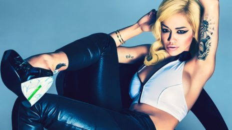 Behind The Scenes: Rita Ora Heats Up For GQ