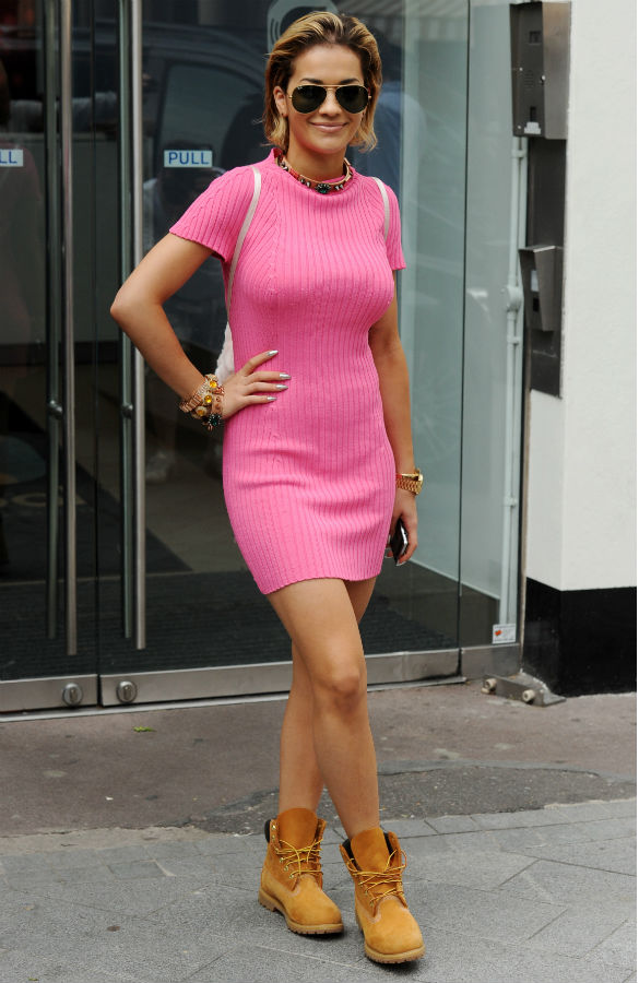 RITA ORA LEAVING CAPITALRADIO TGJ1 Hot Shot: Rita Ora Takes Party To Capital