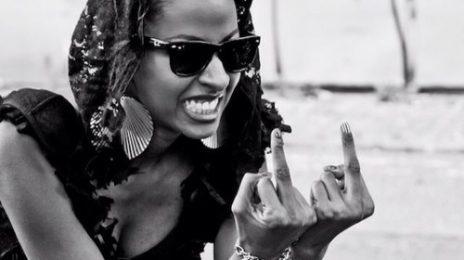 New Song: Shystie - 'Control It ( Ft Azealia Banks)'