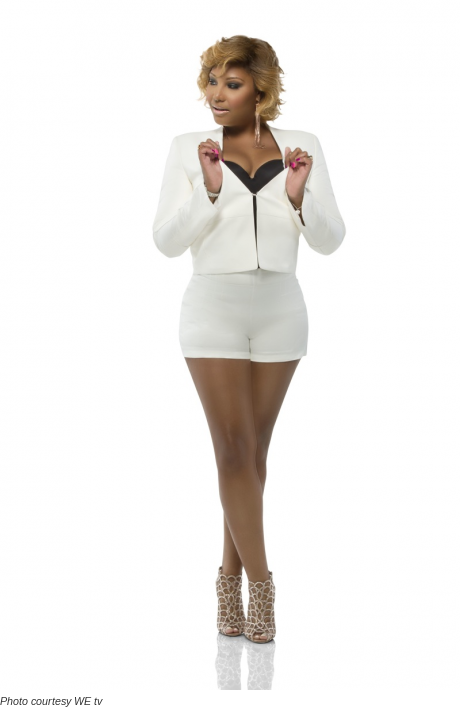 Traci FINAL Hot Shot: More Braxton Family Values Promo Pics
