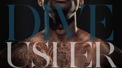 Usher Announces New Urban Single 'Dive' / Unwraps Cover