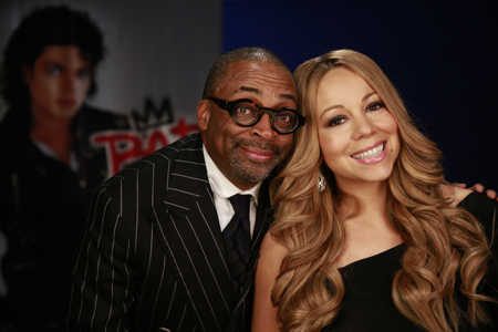 bad 25 spike lee with mariah carey Competition: Win Tickets To Spike Lees Michael Jackson Bad 25 Premiere & Q&A in London!