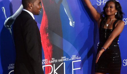 Hot Shots: Bobbi Kristina Leads Shining Stars At 'Sparkle' Premiere