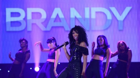 Preview:  Brandy Moves MDA Telethon With 'Put It Down'