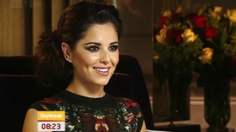 Cheryl Cole Talks X Factor, Girls Aloud Reunion, & More On 'Daybreak'