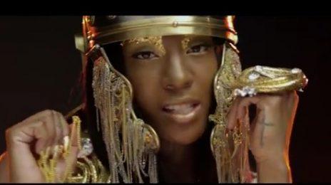 New Video: Dawn Richard - 'Wild N' Faith'