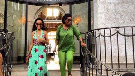 Watch:  Rihanna Opens Up On 'Oprah's Next Chapter' (Full Interview) *HQ Update*