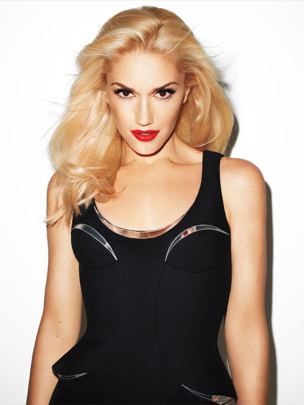 Hot Shots: Gwen Stefani Stuns In Harper's Bazaar - That ... гвен стефани 2018