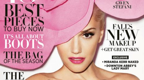 Hot Shots: Gwen Stefani Stuns In Harper's Bazaar