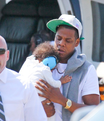 jay z and blue ivy 2
