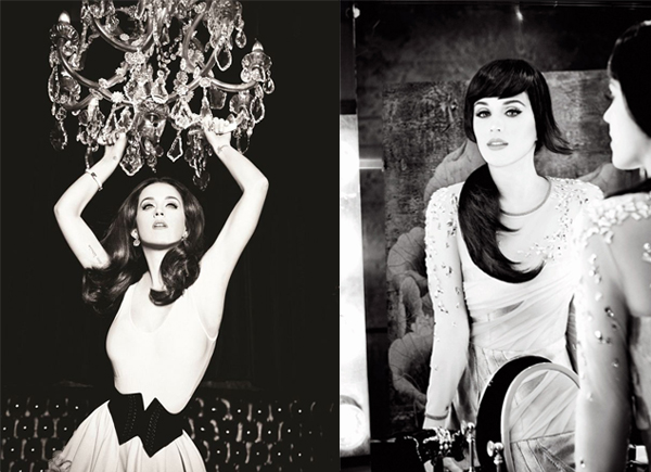 katy perry ghd 1 Hot Shots:  Katy Perrys Pretty Poses For GHD
