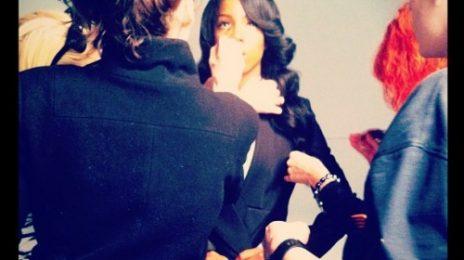 Hot Shot: Kelly Rowland Shoots New Album Cover