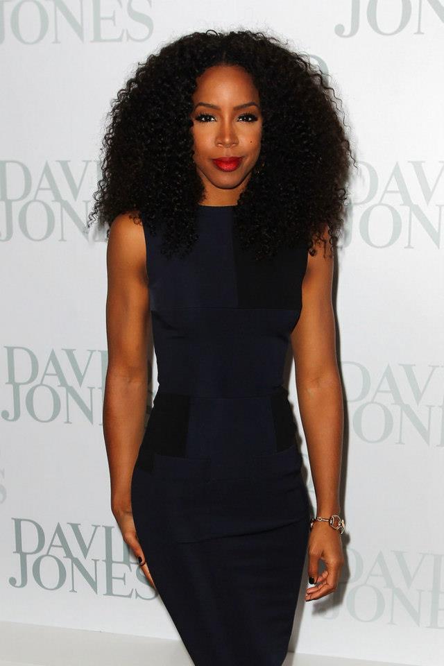 kelly rowland djones Hot Shots: Kelly Rowland Dazzles For David Jones