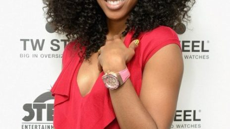 Hot Shots: Kelly Rowland Turns Heads For TW Steel