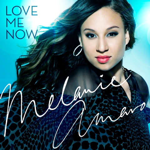 melanie amaro love me now thatgrapejuice New Song: Melanie Amaro   Love Me Now