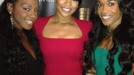 Hot Shots:  Monica, Michelle Williams, And More Shine In Chi-Town