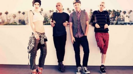 New Song: No Doubt - 'Push and Shove (ft. Major Lazer & Busy Signal)'