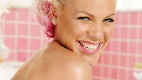 Pink Addresses US 'Popularity Contest'