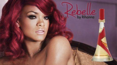 Rihanna Smashes UK Fragrance Record