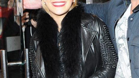 Hot Shots: Rita Ora Greets Fans At 'KISS FM' / Opens Up On Money