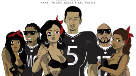 New Video: Trey Songz - 'Hail Mary (ft. Lil Wayne & Young Jeezy)'