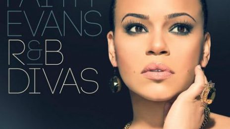Faith Evans Unveils 'R&B Divas' Album Artwork & Tracklist