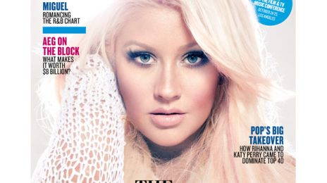 Christina Aguilera Talks Britney Spears, 'Bionic', & More With Billboard