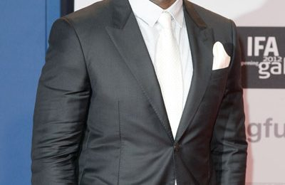 Hot Shots: 50 Cent Looks Sharp At IFA Opening Gala