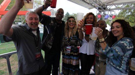 Hot Shot: Beyonce & Jay Z Celebrate Rita Ora's #1 Album